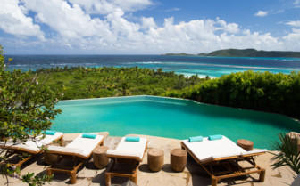 Picture of Poolside at Necker Island