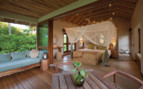 Picture of the beach retreat bedroom, Desroches Island Resort