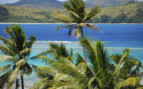 Picture of a view of the sea in Taveuni