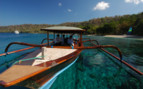 Picture of boat excursion at Palau