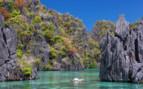 Picture of Palawan volcanic rocks