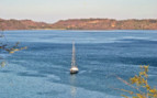 Picture of Boat Peninsula Papagayo