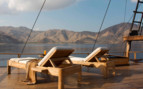 Picture of the Silolona sundeck