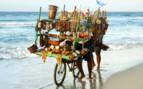 Cuban beach transport