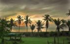 Clouds over Pondicherry