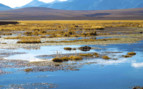 The Andes and the Atacama