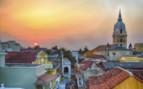 Colourful Cartagena at Sunrise