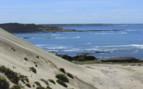 Hilly Coastline