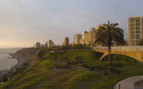 Lima Coastline View