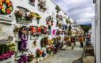 Image of Cemetery in Antigua Guatemala