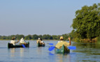 Canoeing in Zambezi