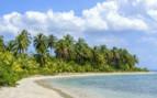 Beach on the Panama Islands
