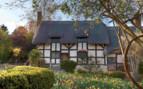 Anne Hathaways Cottage in Stratford