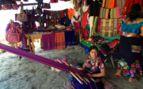 Weaving in Oaxaca
