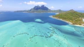 Mount Otemanu, French Polynesia