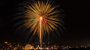 Firework festival to celebrate Saints Days