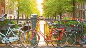 Canal bikes