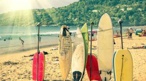 Surfing, San Sebastian