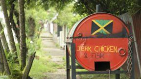 Jerk Chicken, Jamaica