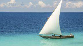 Sailboat, Zanzibar