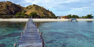 Picture of Kanawa Island Komodo