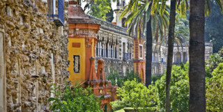 Seville's Alcazar Gardens