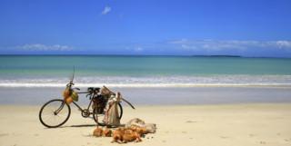Zanzibar Beach Bike