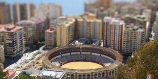 Bull Ring Spain