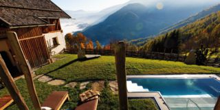 San Lorenzo Mountain Lodge, Dolomites
