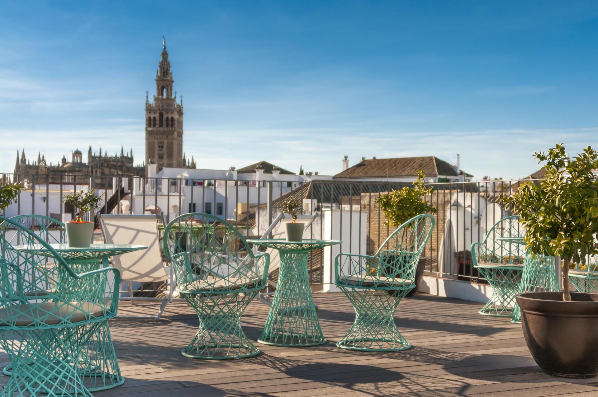 Hotel amadeus seville luxury hotel spain original travel for Hotels seville