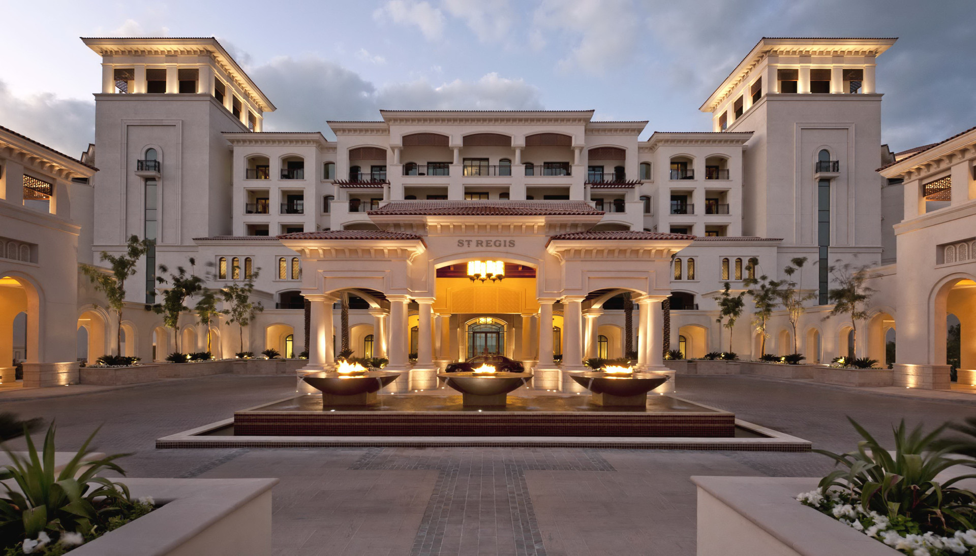 St regis saadiyat island resort abu dhabi original travel for St regis