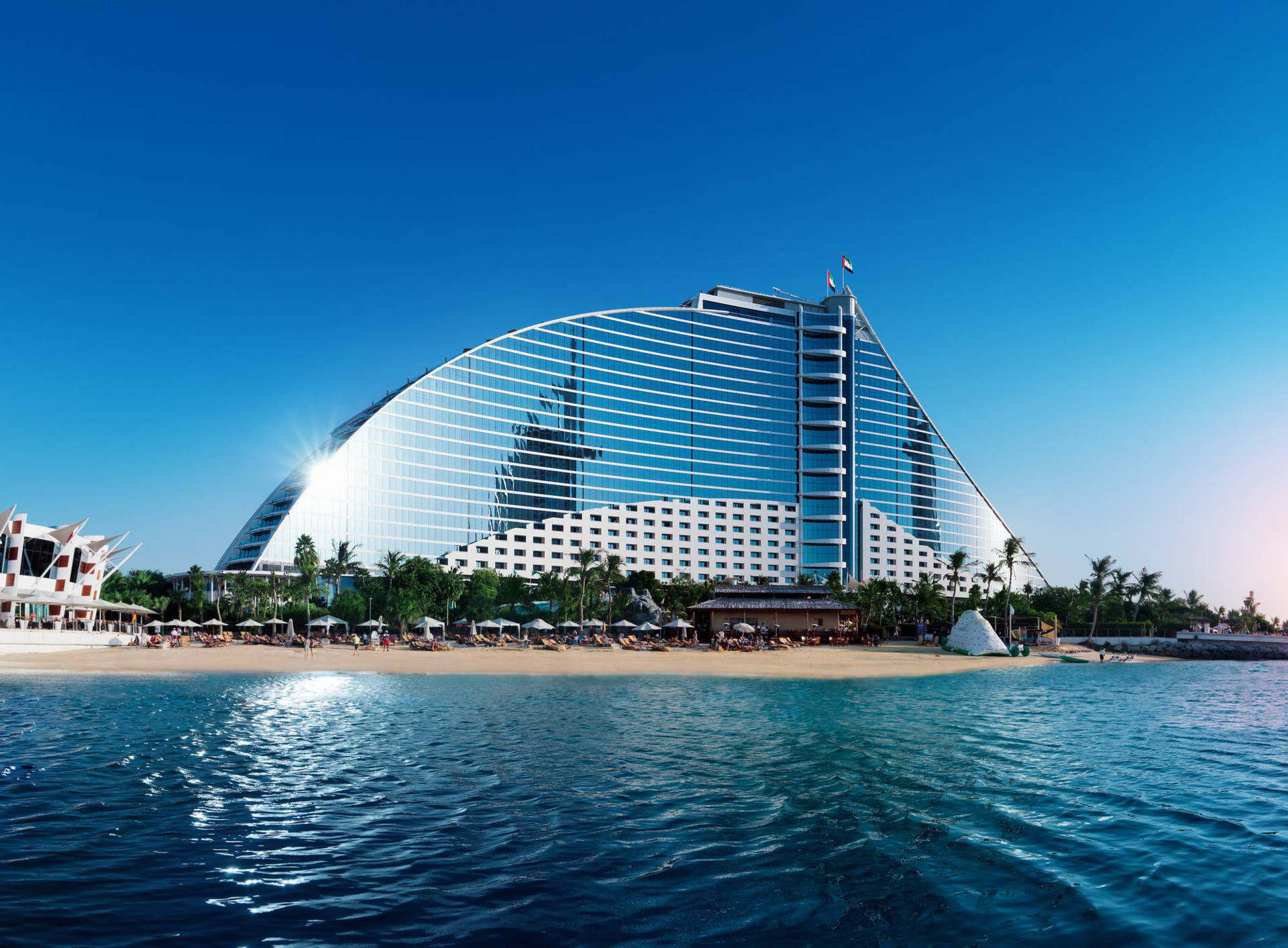 Jumeirah Beach Hotel Virgin Holidays